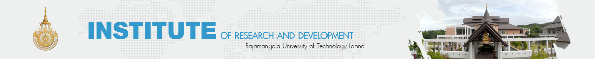 Website logo Suphitcha Thawornlimpaphong | Research and Development Institute